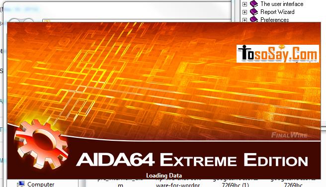 วิธีเช็คแบตเสื่อม และ สเป็คเครื่องด้วยโปรแกรม aida64