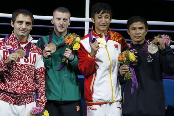 ผลมวยรอบชิง โอลิมปิก 2012