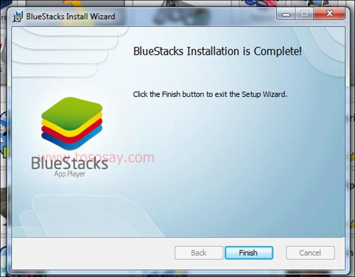 วิธีติดตั้งโปรแกรม bluestacks จำลองแอนดรอยด์ บนคอมพิวเตอร์11