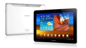 ซัมซุงกาแล็กซี่แท็บ แท็บเล็ต(Samsung Galaxytab)