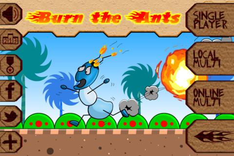 app Burn the Ants