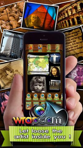 app Wrapcam