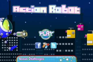 action robot apps