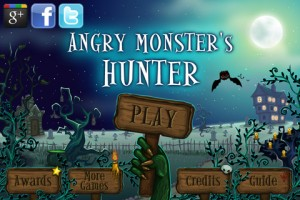 angry monster apps