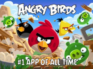 angrybird apps